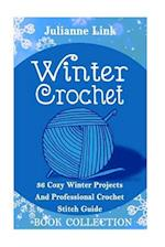 Winter Crochet Book Collection 4 in 1