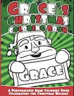 Grace's Christmas Coloring Book
