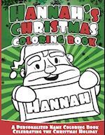 Hannah's Christmas Coloring Book