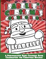 Isabelle's Christmas Coloring Book