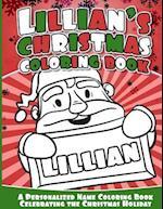 Lillian's Christmas Coloring Book