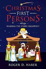 Christmas First Persons