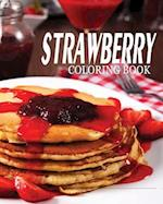 Strawberry Coloring Book