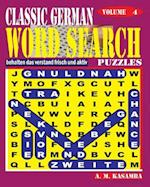 Classic German Word Search Puzzles. Vol. 4