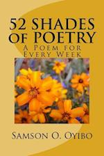 52 Shades of Poetry