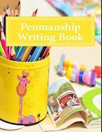 Penmanship Writing Book