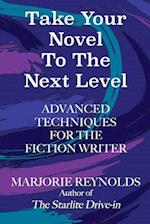 Take Your Novel to the Next Level