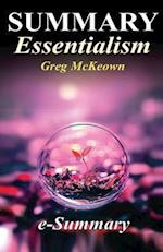 Summary - Essentialism