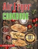 Air Fryer Cookbook af Amelia Braley