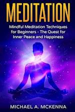 Meditation af Michael a. McKenna