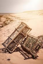 Lobster Traps on the Beach Journal
