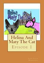 Helina and Maty the Cat
