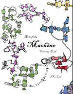 Art of the Machine Coloring Book