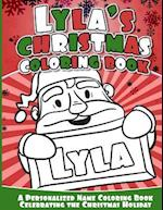 Lyla's Christmas Coloring Book