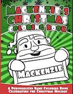 MacKenzie's Christmas Coloring Book