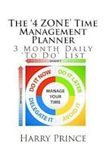 The '4 Zone' Time Management Planner