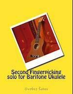 Second Fingerpicking Solo for Baritone Ukulele
