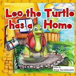Leo the Turtle Has a Home