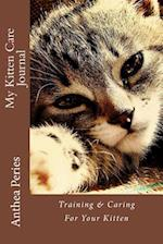 My Kitten Care Journal