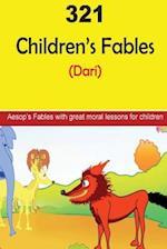 321 Children?s Fables (Dari)