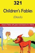321 Children's Fables (Dutch)