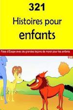 321 Histoires Pour Enfants