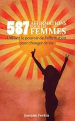 587 Affirmations Pour Les Femmes
