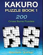 Kakuro Puzzle Book 1