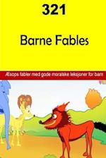 321 Barne Fables
