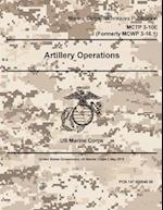 Marine Corps Techniques Publication McTp 3-10e (Formerly McWp 3-16.1) Artillery Operations 2 May 2016