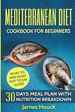 Mediterranean Diet af James Houck