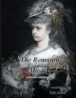 The Romantic Masters Grayscale Coloring Book