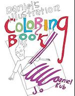Daniel's Illustration Coloring Book