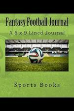 Fantasy Football Journal