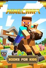 Minecraft Books for Kids