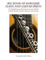 Big Book of Baroque Flute and Guitar Duets