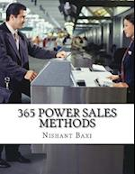365 Power Sales Methods