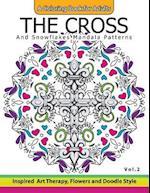The Cross and Snowflake Mandala Patterns Vol.2