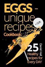 Eggs - Unique Recipes. Cookbook