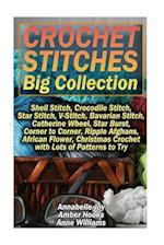 Crochet Stitches Big Collection
