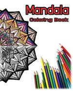 Mandala Cololing Book