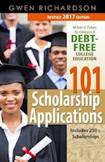 101 Scholarship Applications - 2017 Edition