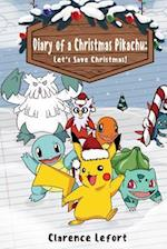 Diary of a Christmas Pikachu
