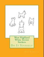 West Highland White Terrier Stickers