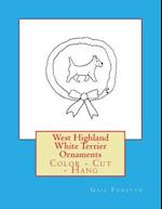West Highland White Terrier Ornaments