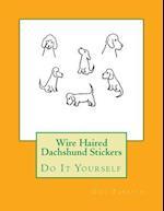 Wire Haired Dachshund Stickers