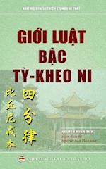 Gioi Luat Bac Ty-Kheo Ni