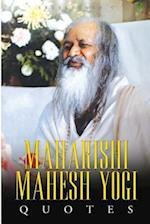 Maharishi Mahesh Yogi Quotes af Sreechinth C