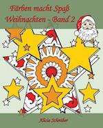 Farben Macht Spass - Weihnachten - Band 2