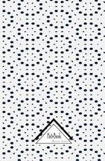 Notebook Journal Dot-Grid, Graph, Lined, Blank No Lined